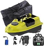 LXDZXY GPS Smart RC Pesca con señuelos Barco 500M 3 tolvas Posición GPS Auto Velocidad Fija Crucero Inalámbrico RC Fish Nest Barco