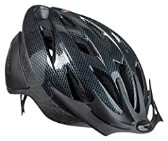 This schwinn thrasher lightweight helmet is designed for adults; suggested age range: 14 years old and up; suggested head circumference: 22.88 to 24.5 inches Schwinn 360° comfort pairs a dial adjustable fit system with full range padding for the perf...