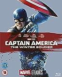 Captain America: The Winter Soldier [Blu-ray] [Region Free]