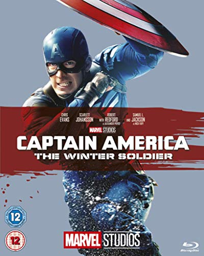 Captain America: The Winter Soldier [Blu-ray] [UK Import]