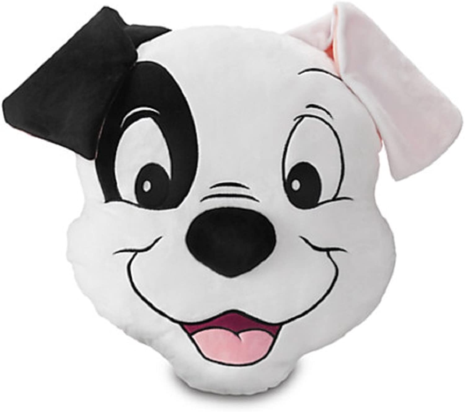Disney -Patch Plush Pillow - 101 Dalmatians - 15'' - New