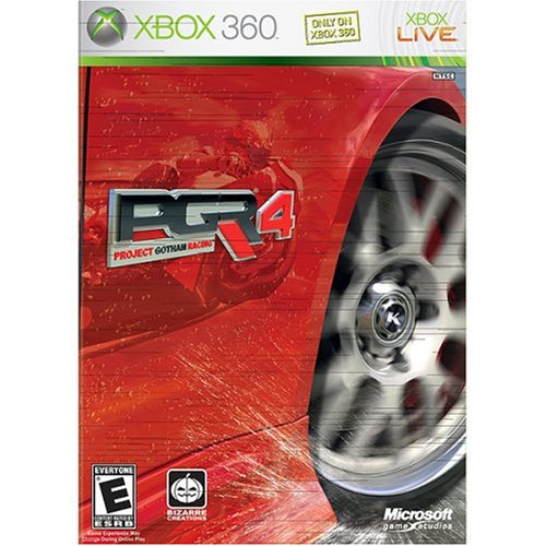 Project Gotham Racing 4 - Xbox 360 by Microsoft