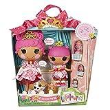 Lalaloopsy Sew Royal Princess Party - Crumpet Hearts & Teacup Hearts, 4 Princess...
