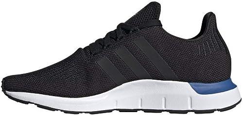 Adidas Originals Men's Swift Running zapatos, negro, 6 M US