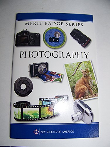 Photography (Merit Badge Series)
