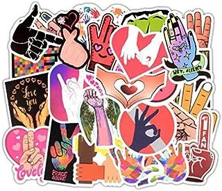 Pegatinas de graffiti JDM Punk Anime Funny Animal Stickers Juguetes para DIY Laptop Motorcycle Helmet Skateboard Guitar Stickers