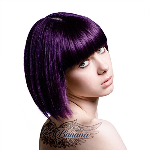 2 x Stargazer Semi Permanent Violet Hair Colour Dye