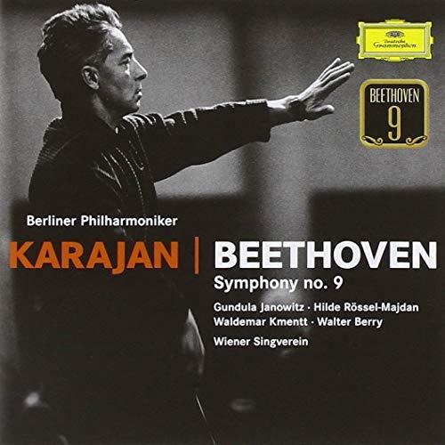 Beethoven: Symphony No. 9 [CD]