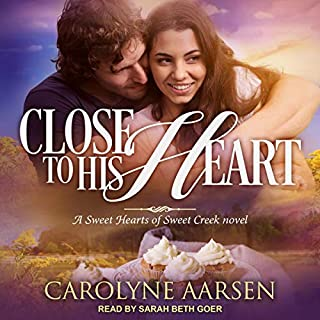 Close to His Heart     Sweet Hearts of Sweet Creek Series, Book 3              By:                                                                                                                                 Carolyne Aarsen                               Narrated by:                                                                                                                                 Sarah Beth Goer                      Length: 6 hrs and 3 mins     Not rated yet     Overall 0.0