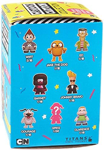 Titans Cartoon Network Series 2 Collection Mini-Figure