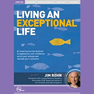 Living an Exceptional Life (Live) cover art