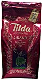 Tilda Grand Reis, Basmati Reis 10 Kg, Extra Long Golden Sella Reis