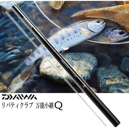 ダイワ(DAIWA) 渓流竿 リバティクラブ万能小継・Q 硬調53・Q 釣り竿