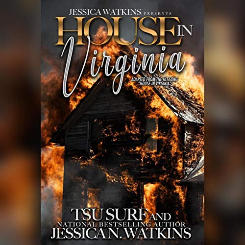 House in Virginia audiobook cover art
