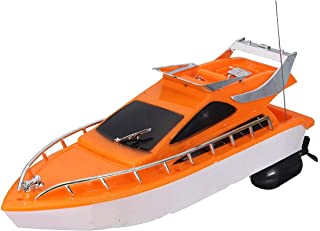4CH 2.4G Electric Racing RC Boat Ship Remote Control High Speed Kids Child Toys Gift Random Color BIAOYAN-SA