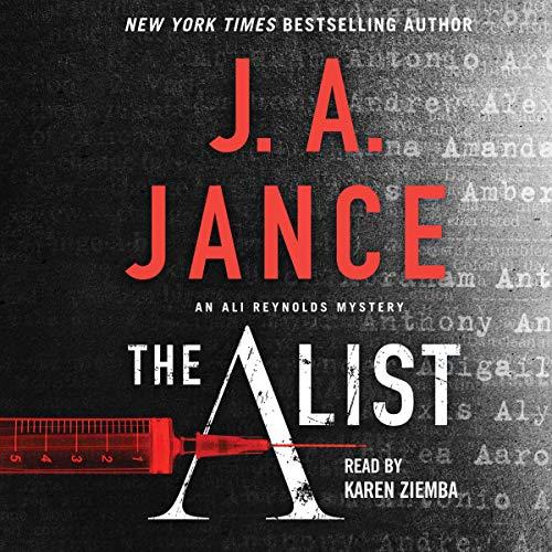 The A List: Ali Reynolds, Book 14