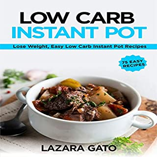 Low Carb Instant Pot Cookbook cover art