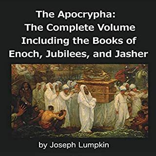 The Apocrypha: The Complete Volume audiobook cover art
