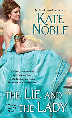 The Lie And The Lady by Noble, Kate ebook deal