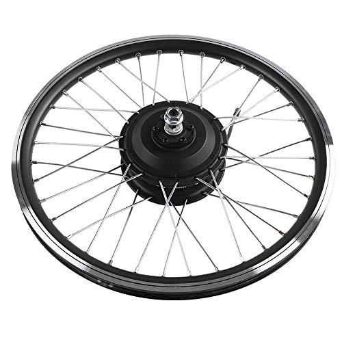 VGEBY Kit de conversión de Rueda Delantera/Trasera de Bicicleta eléctrica 36V/48V 250W...