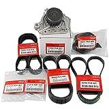 CLJ-LJ Timing Belt Package Kit Bomba de agua for 2001-2005 7L Civic El