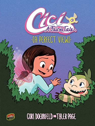 A Perfect View: Book 3 (CICI: A Fairy's Tale)