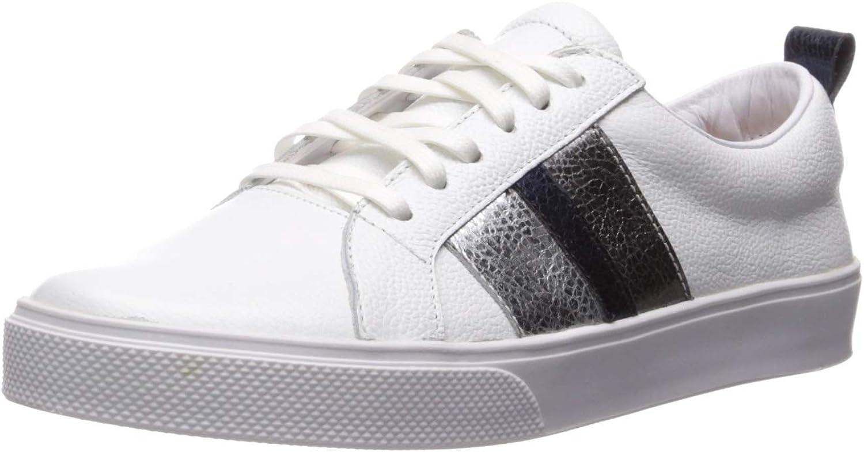 KAANAS Womens Bristol Lace-up Fashion Sneaker Sneaker