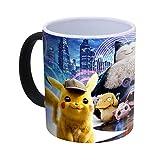 Pokémon Detective Pikachu Tazza Cambia Colore in Ceramica -300ml