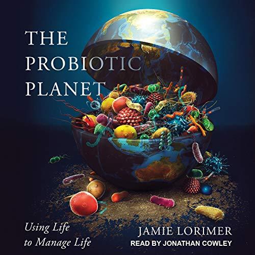 Couverture de The Probiotic Planet