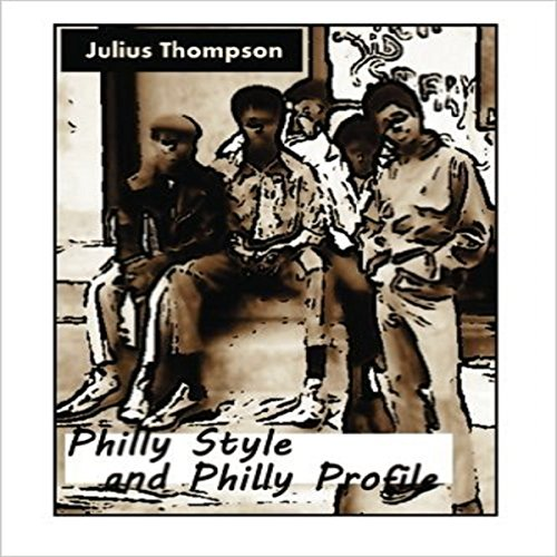 Philly Style and Philly Profile audiobook cover art