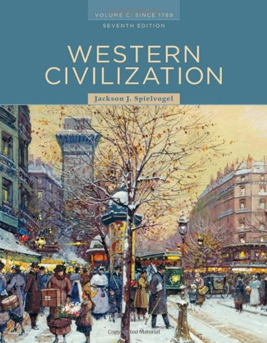 Download Western Civilization: Since 1789 0495502901