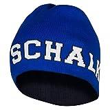 FC Schalke 04 Wendemütze marine/königsblau
