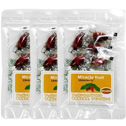 ミラクルフルーツ(5粒入り) (3袋)