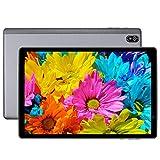 LNMBBS 610 Tablet da 10 pollici, Android 10.0, processore 8 core da 1,8 GHz Tablet PC, 1920 * 1200 Full HD, 4 GB di RAM, 64 GB di ROM, fotocamera da 8 MP + 2 MP, WLAN, GPS, Bluetooth(gray)