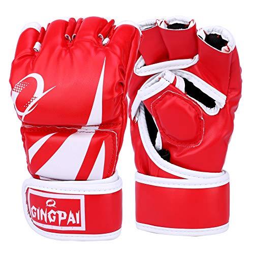 GINGPAI UFC MMA Handschuhe,...