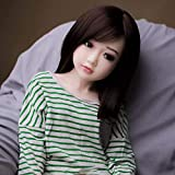AiLoveDoll リアルドール 貧乳高級TPE製 等身大 複合金属骨格 高品質 可愛いシリコンドール リアル ラブドール元気な少女 大人のおもちゃA132# -( 立つ式 )