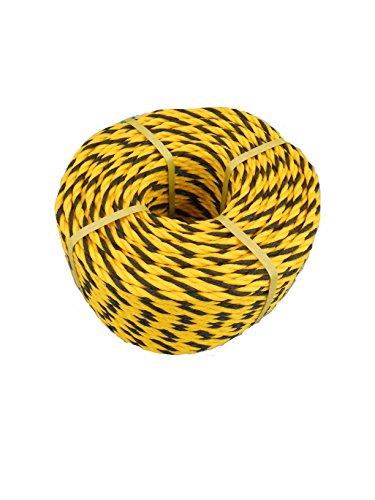 アイネット 標識ロープ トラロープ #12×200m