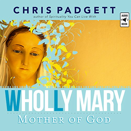 Wholly Mary audiobook cover art