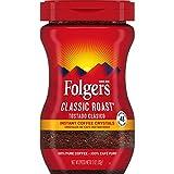 Folgers café instant regular 85 g