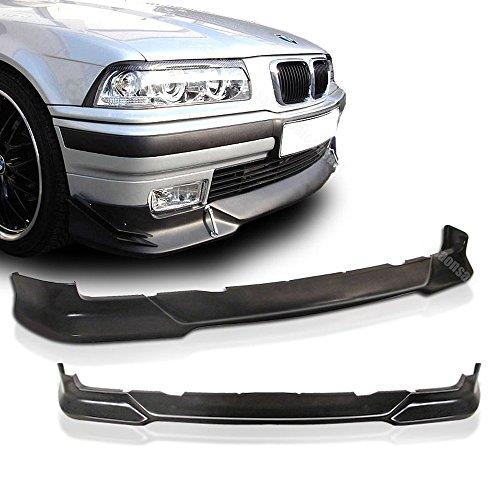 NEW - 92-98 BMW E36 325i 328i M TECH Style PU Front Bumper Lip