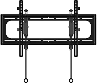 "Sanus - Premium Series Tilting Tv Wall Mount For Most 42"" - 90"" Flat-panel Tvs (BLT2-B1) Black - New (Renewed)"