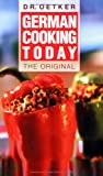 German Cooking Today. Reiseausgabe/Softcover
