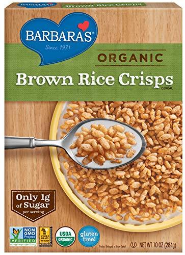 Brown Rice Crisps Cereal