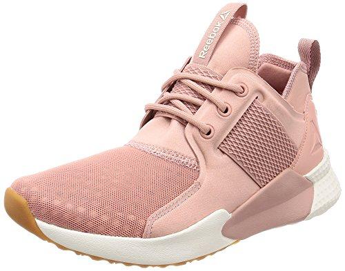 Reebok Guresu 1.0, Damen Sneaker, Pink (Chalk Pink/Urban Maroon/Chalk 000), 35.5 EU