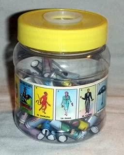 Authentic Mexican Loteria Bingo Board Game Plastic 1