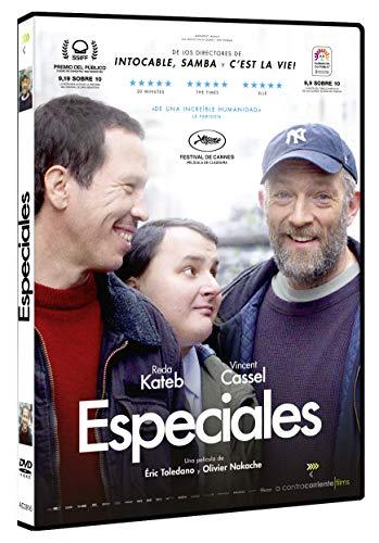 Especiales [DVD] 🔥