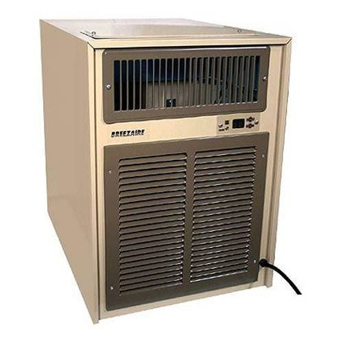 Breezaire WKL 6000 Wine Cooling Unit, 1500 Cu.Ft. Capacity