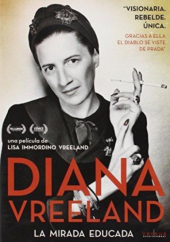 Diana Vreeland - L'imperatrice della moda / Diana Vreeland: The Eye Has to Travel [ Origine Spagnolo, Nessuna Lingua Italiana ]