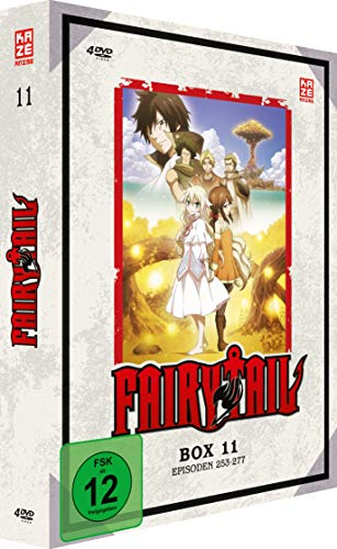 Fairy Tail - TV-Serie - Vol. 11 - [DVD]