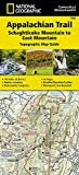 Appalachian Trail, Schaghticoke Mountain to East Mountain [Connecticut, Massachusetts] (National Geographic Topographic Map Guide) (National Geographic Topographic Map Guide (1509))